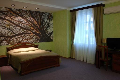 Люкс. Фото: www.hotel.zaokapitan.ru
