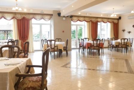 Ресторан. Фото: www.drujba-hotel.ru