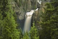 Водопад Текелю