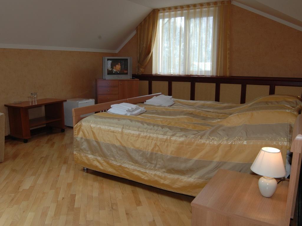 Номер «Стандарт». Фото: www.pikevropy.ru
