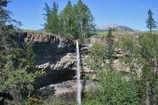 Водопад Малый Жом-Болок