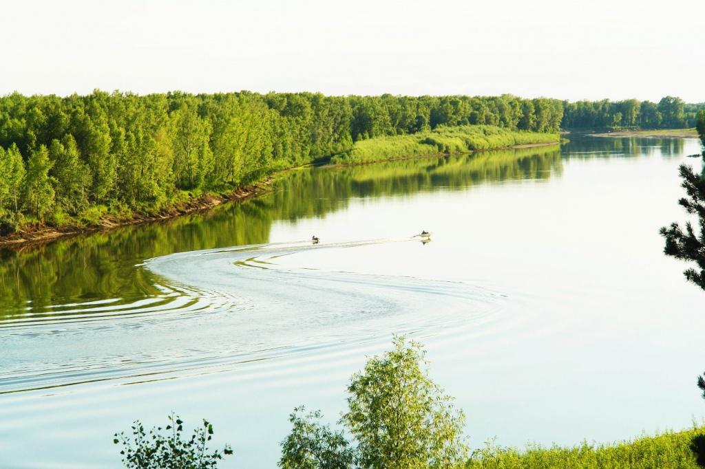 Алтайские пейзажи
