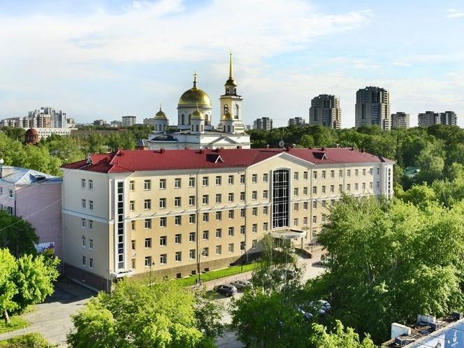 Отель «Грин Парк Отель». Фото: www.greenhotel.ru
