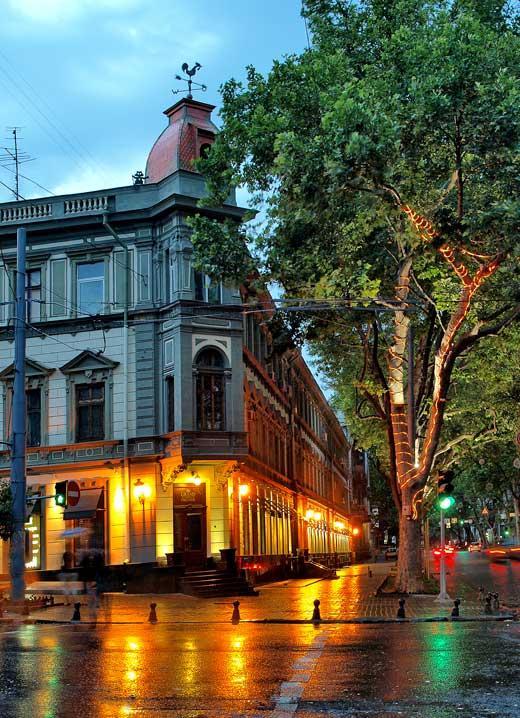 Виды Одессы. Фото с сайта  tonkosti.ru