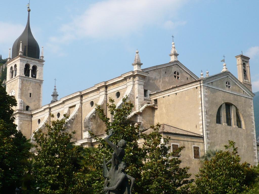 Церковь. Автор: Usien. Фото:  wikimedia.org