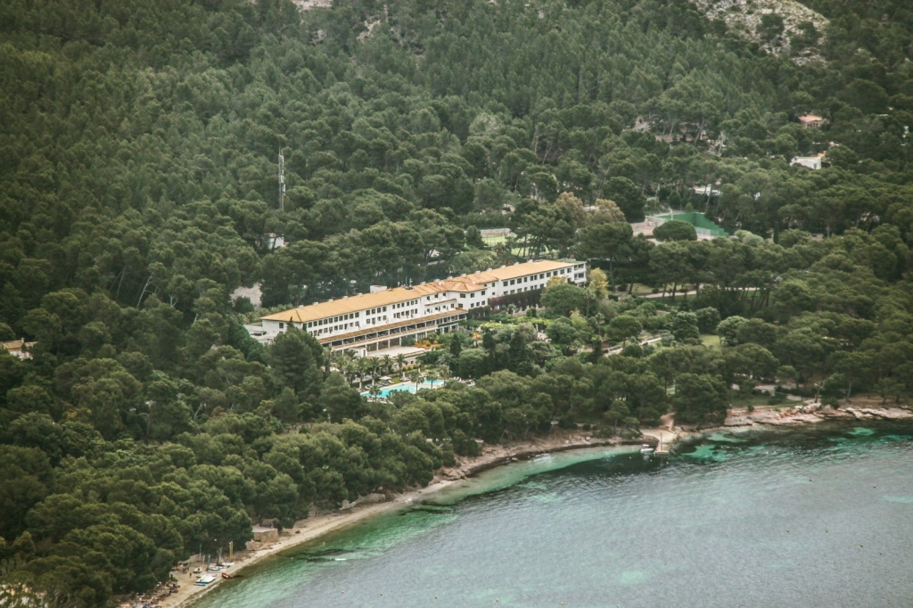 Отель «Форментор». Автор: Cristian Bortes. Фото:  www.flickr.com