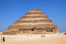 Пирамида Джосера (The Pyramid of Djoser)