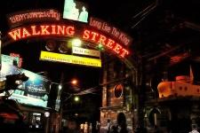 Уокинг-стрит (Walking street)