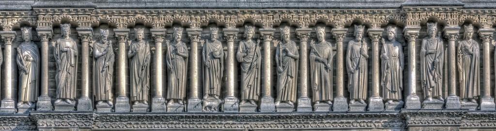 Галерея царей. Автор: Paolo Margari. Фото:  www.flickr.com