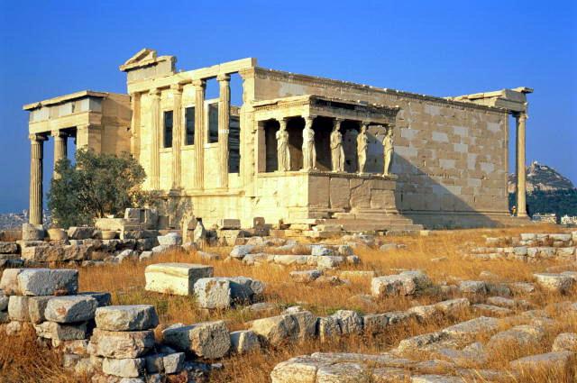 Акрополь. Источник:  Фото городов и стран мира