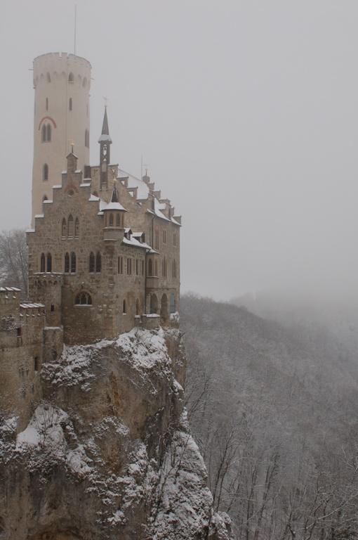 Замок Лихтенштейн. Автор: irlend. Фото:  www.flickr.com
