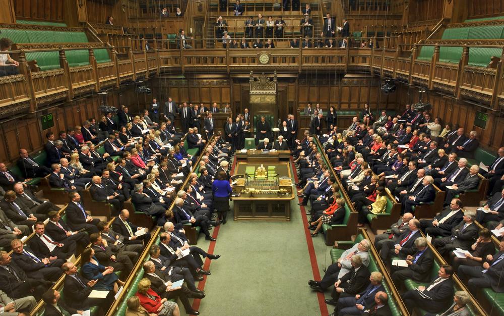 Палата общин. Автор: UK Parliament. Фото:  www.flickr.com