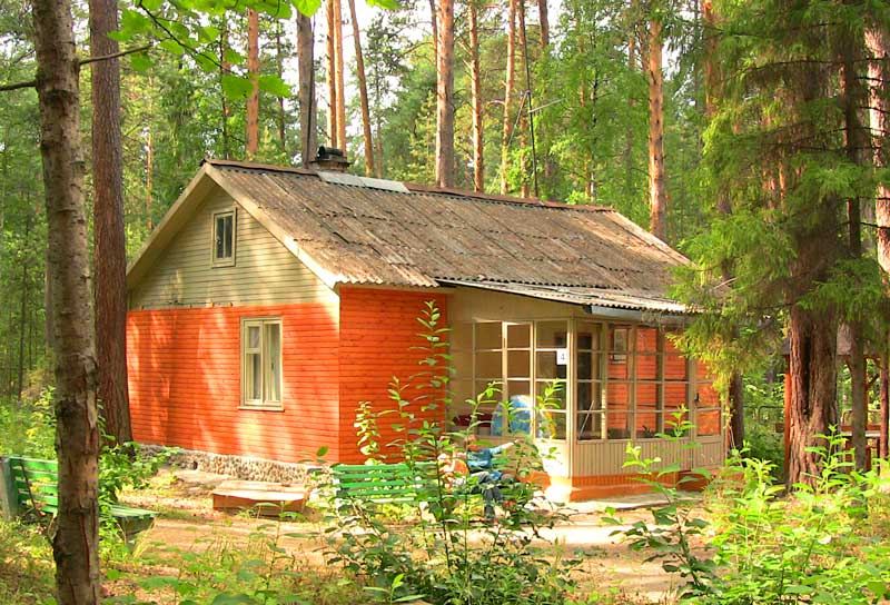 Гостевой дом. Фото:www.turbaza66.ru.