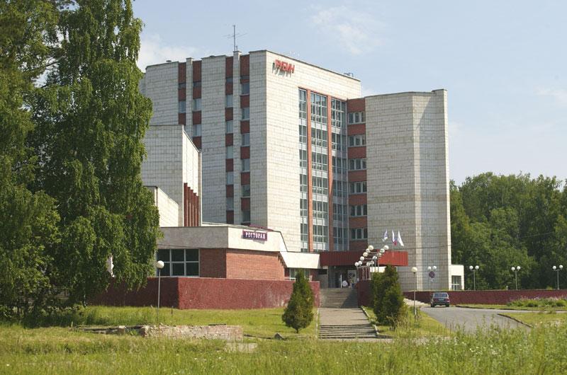 Конгресс-центр «Рубин». Фото: rubin.tomsk.ru