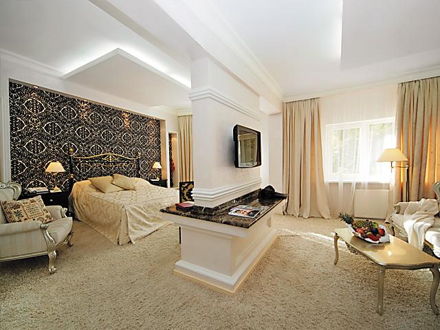 В номере. Фото: www.peakhotel.ru