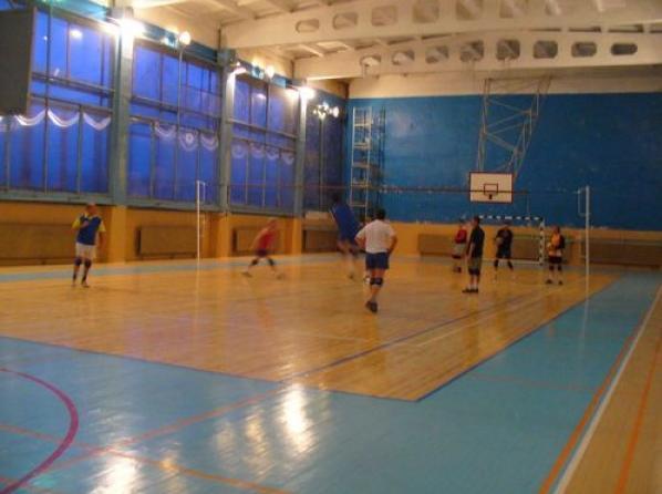 Спортивный зал  biletomsk.ru