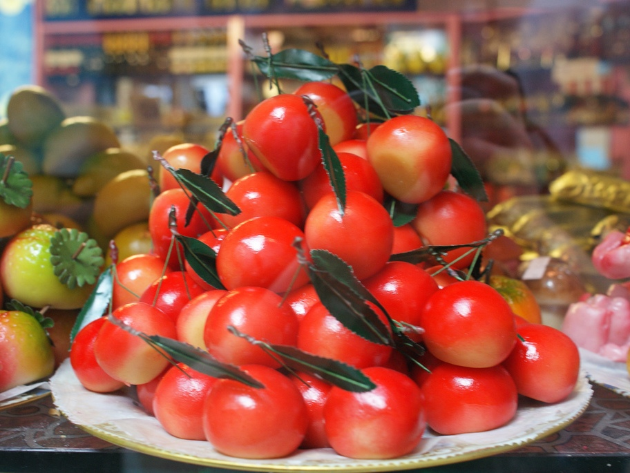 Марципановые сладости. Автор: cooldudeandy01. Фото:  www.flickr.com