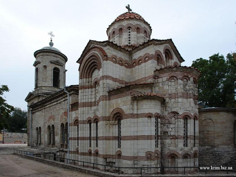 Церковь Иоанна Предтечи Фото:  krim.biz.ua