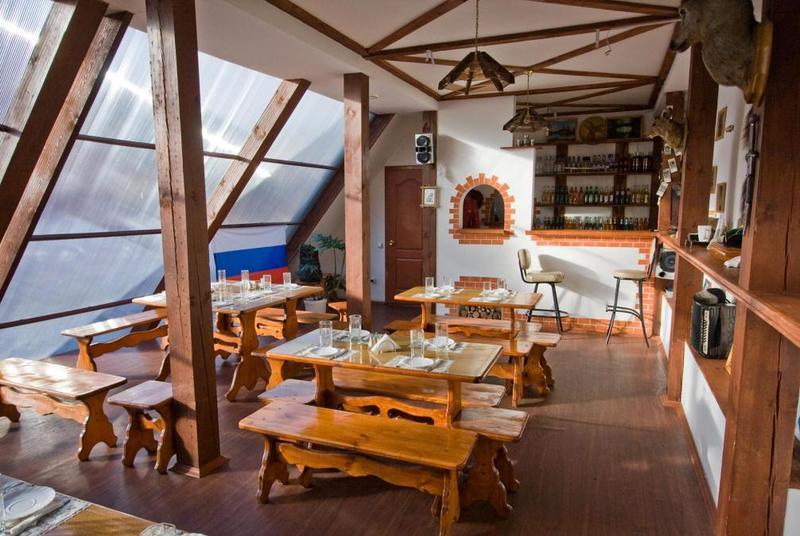 Ресторан   www.baik-khan.ru