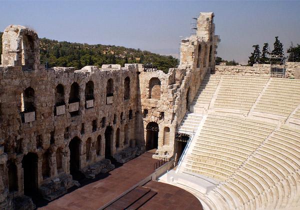 Театр Диониса. Источник:  Фото городов и стран мира