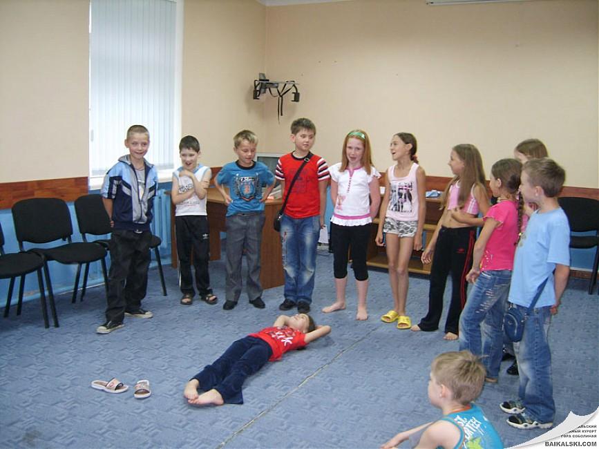 Детские мероприятия   www.baikalski.com