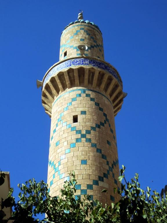 Мечеть в Дахуке. Автор: David Stanley. Фото:  www.flickr.com