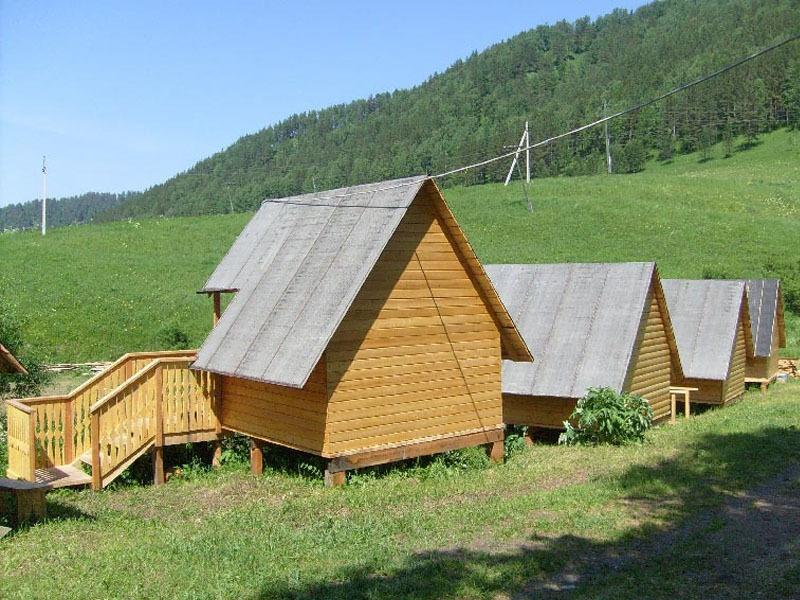 Щитовые домики