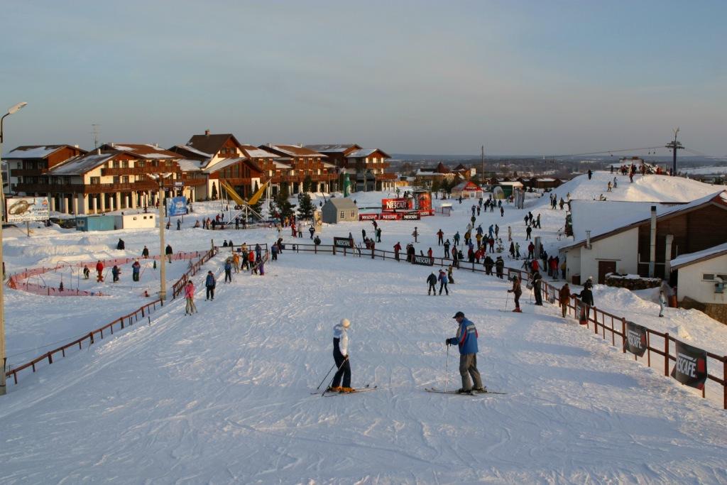 Спортивный парк «Волен». Фото: www.volen.ru