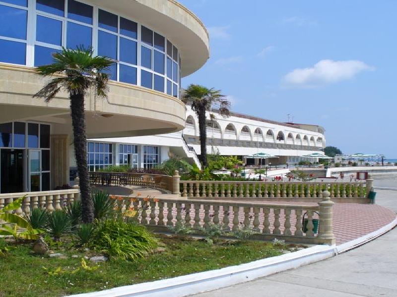 Корпус комплекса. Фото: www.loo-hotel.ru