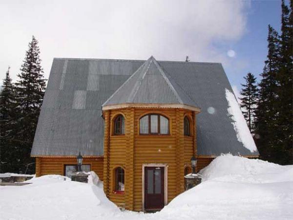 Отель «Большая Медведица». Фото: dragobrat.com