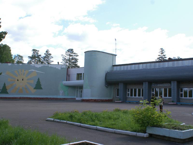 Территория лагеря. Фото: gorniy.info