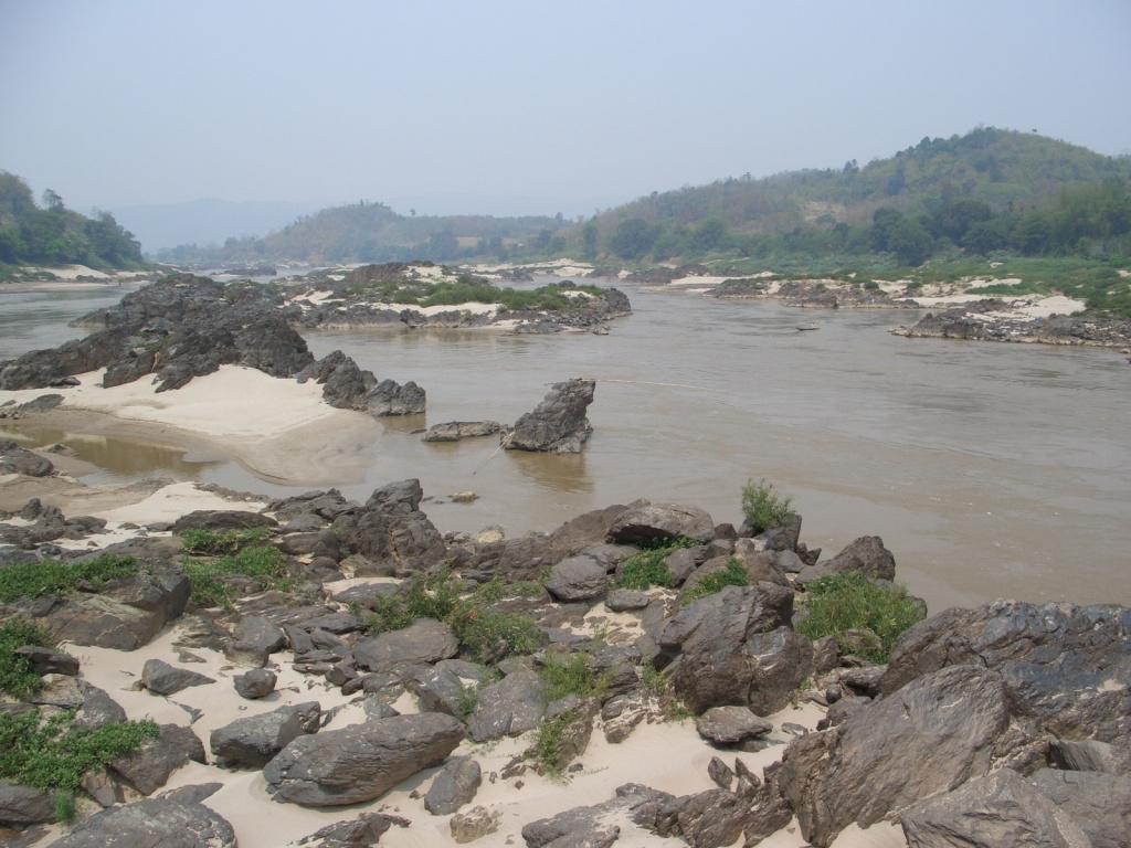 Меконг. Автор: dalbera. Фото:  www.flickr.com