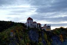 Замок Вранов-над-Дыей