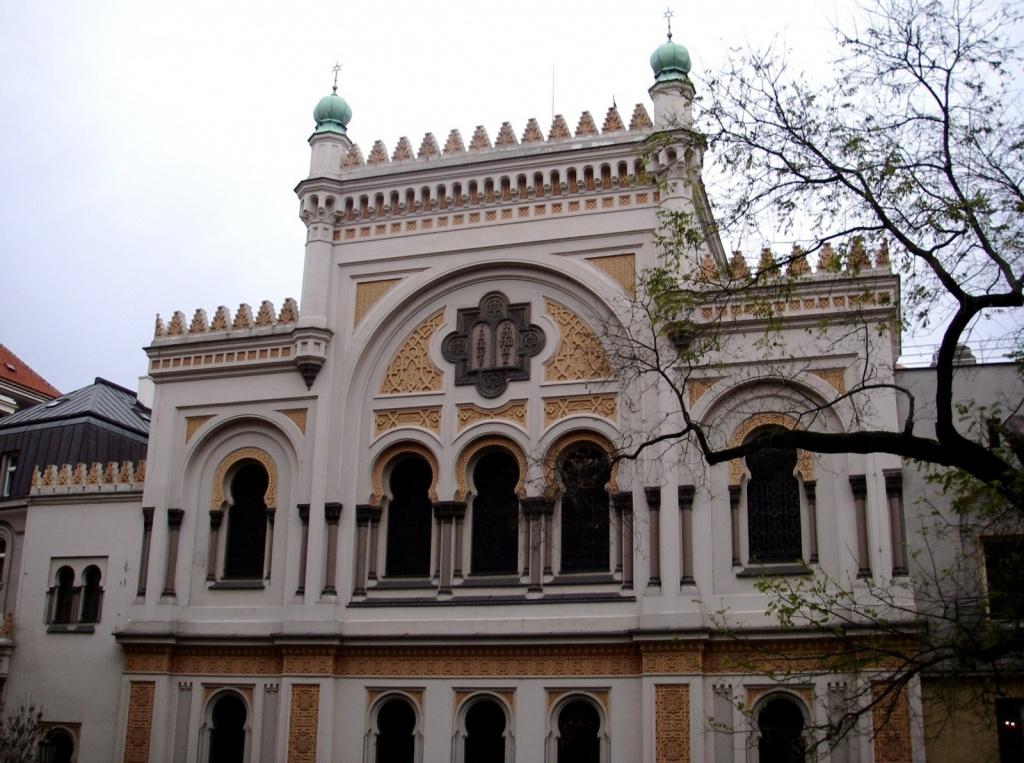 Испанская синагога. Автор: Jean & Nathalie. Фото:  www.flickr.com