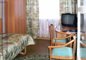 «Улучшенный Стандарт». Фото: www.omskhotel.ru