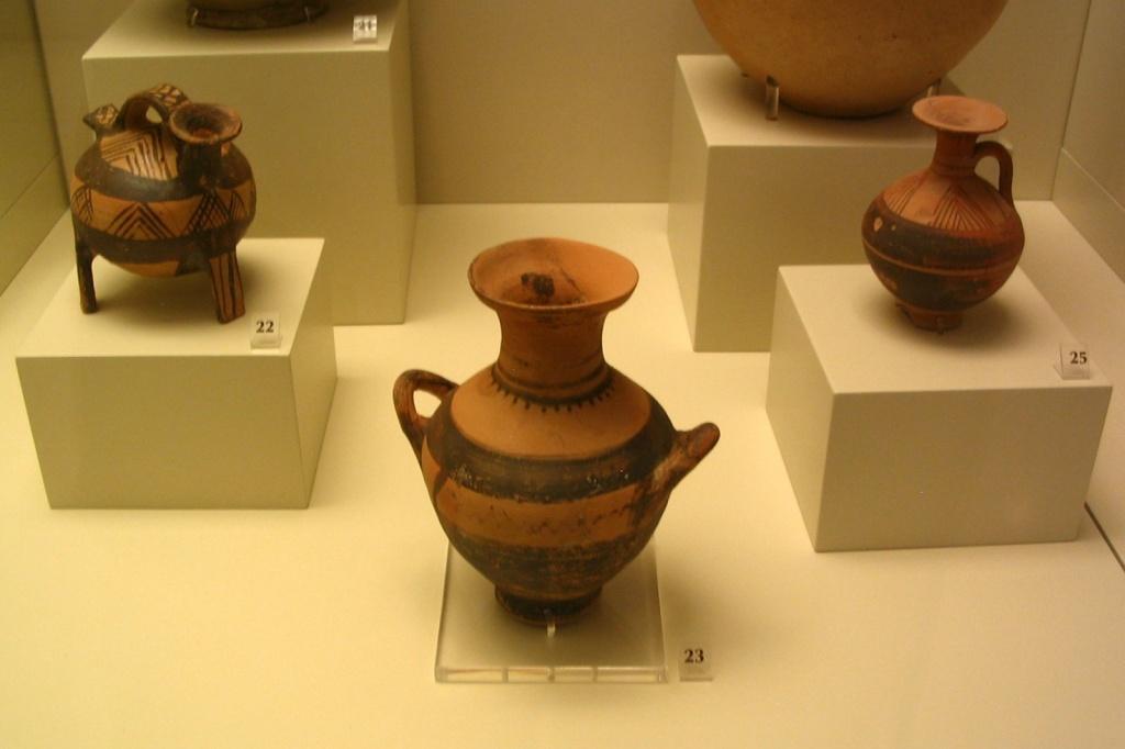 Археологический музей Микен. Автор: Dan Diffendale. Фото:  www.flickr.com