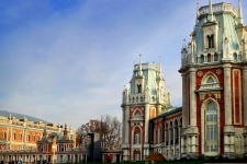 Музей-Заповедник Царицыно (Tsaritsyno Park)