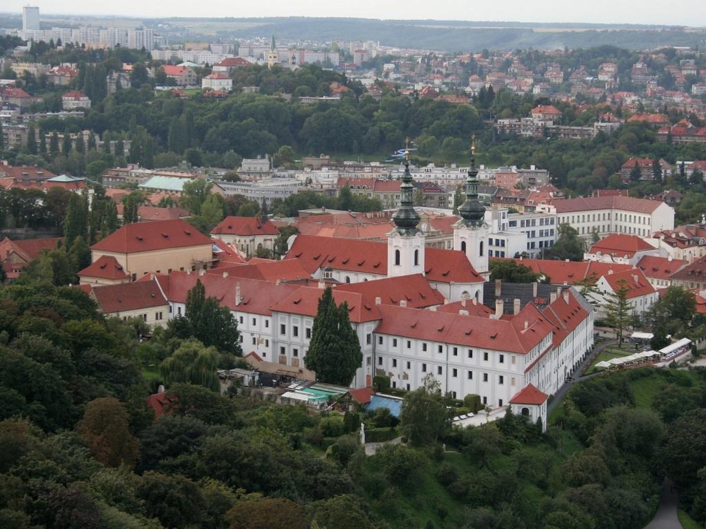 Страговский монастырь. Автор: Che. Фото:  commons.wikimedia.org