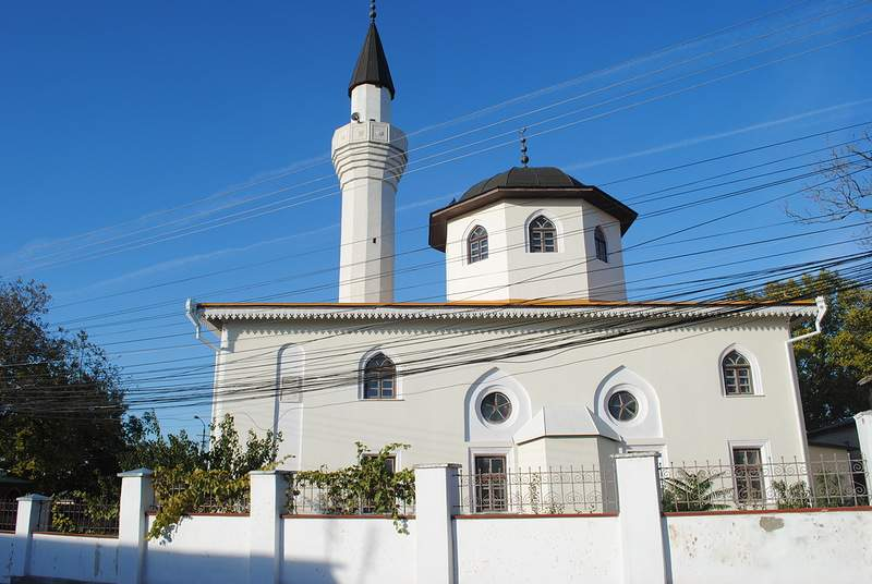 Мечеть Кебер-Джами. Фото:  relaxtravel.ru