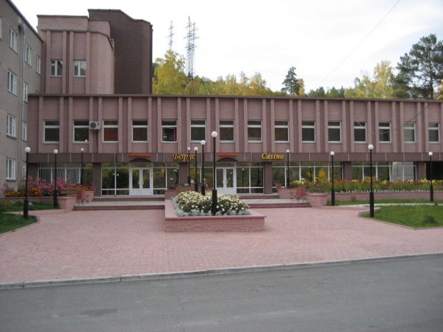 Отель Борус. Фото: www.info-borus.ru