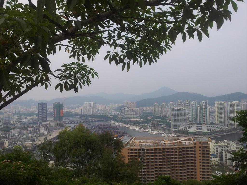 Панорама на город.  Автор: Алексей Гац