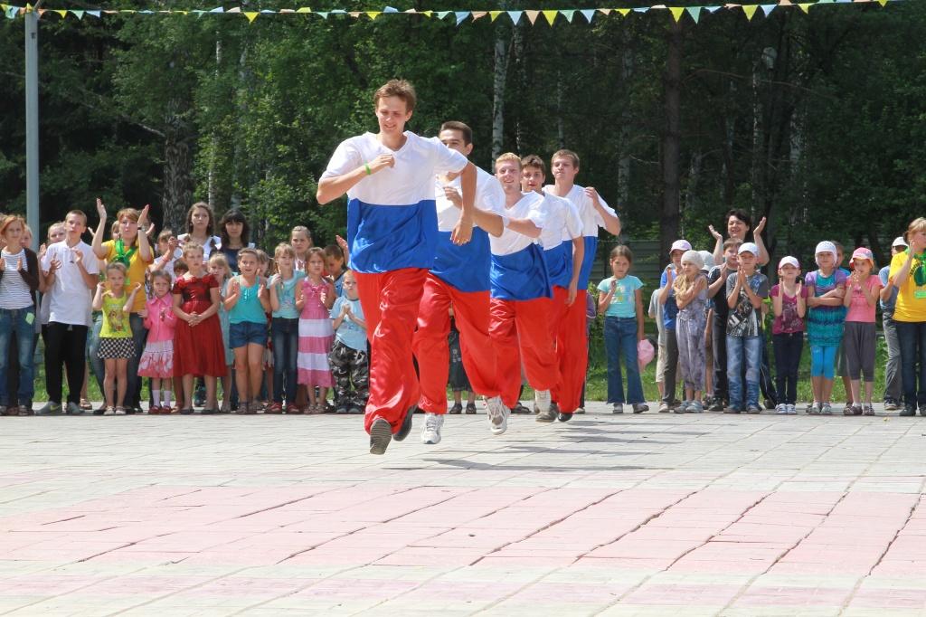 Берёзка - это часть России!
