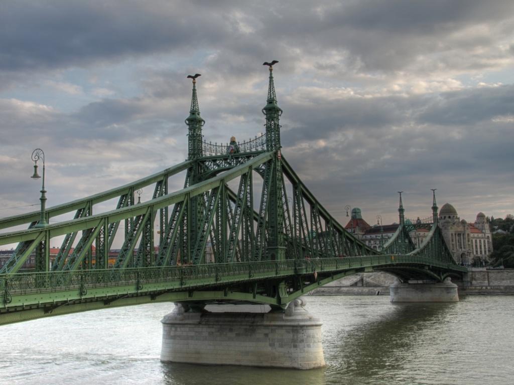 Мост Свободы. Автор: Klearchos Kapoutsis. Фото:  www.flickr.com