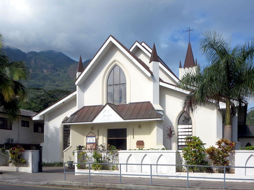 Англиканский Собор Св. Павла в г. Виктория. Автор: D-Stanley. Фото:  www.flickr.com