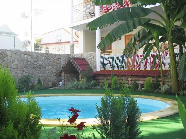 Пансионат «Банановый рай». Фото: www.banara.ru