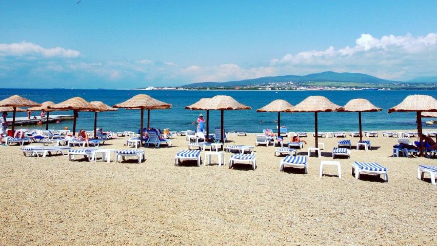 Пляж. Фото: www.kempinski.com