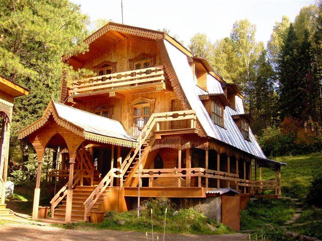 Корпус «Терем». Фото: www.teleckoe.ru