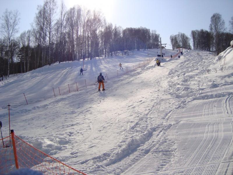 На склоне. Фото: www.novososedovo.ru