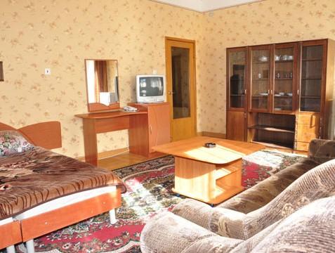 Номер «Люкс». Фото: www.hotel-wolfram.ru