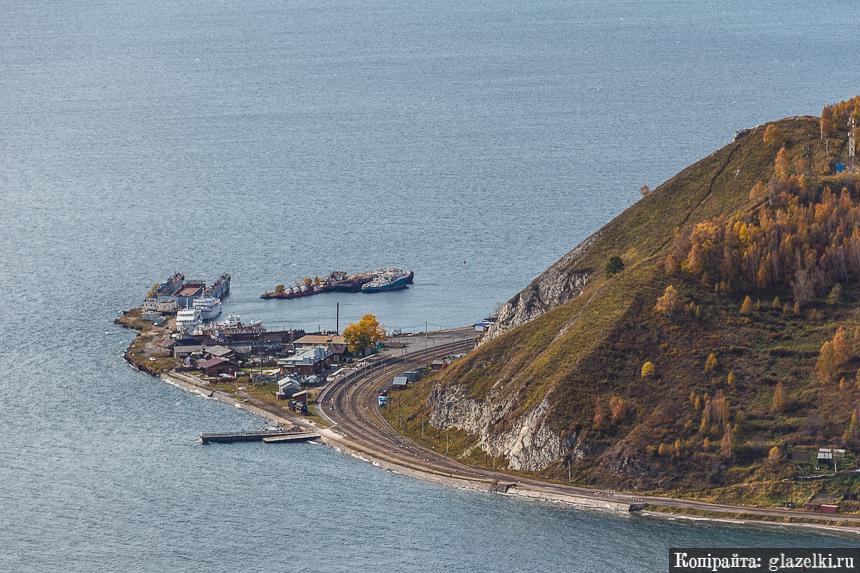 Порт Байкал. Фото с сайта  glazelki.ru